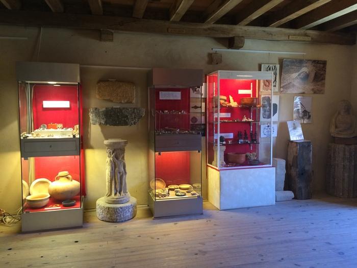 Journées du patrimoine 2019 - Ouverture exceptionnelle du musée archéologique et minéralogique