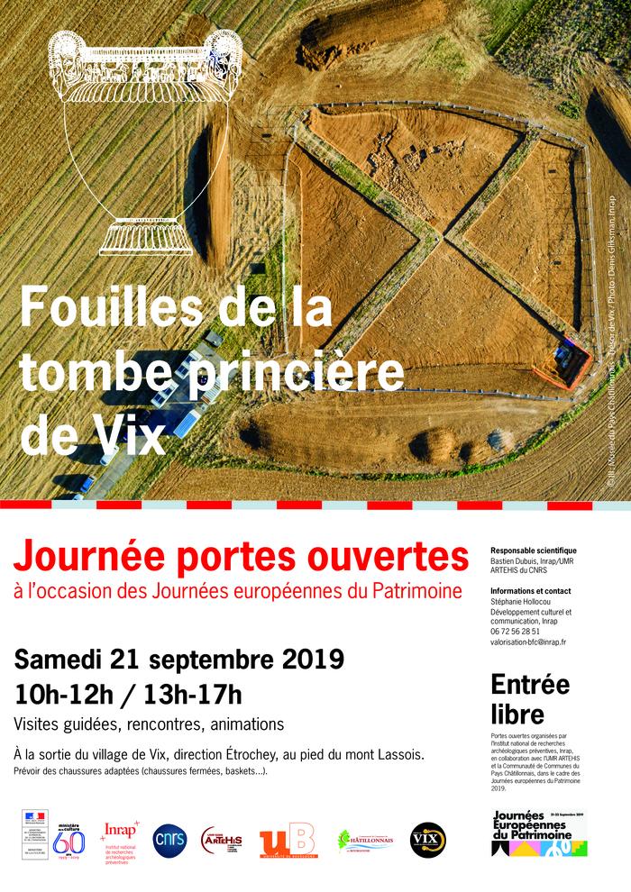 Journées du patrimoine 2019 - Journée portes ouvertes