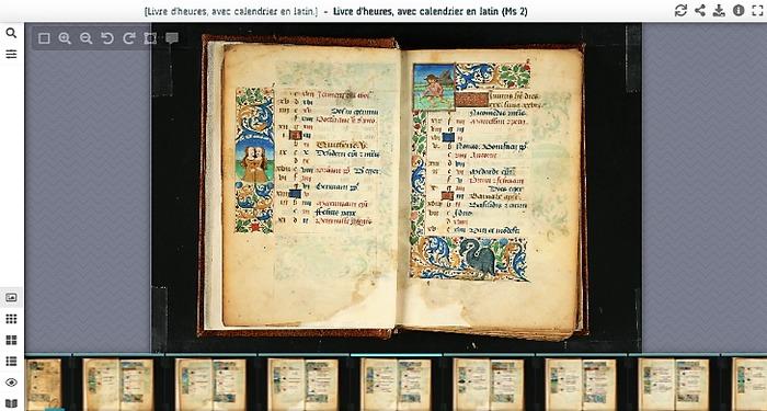 Journées du patrimoine 2020 - NarboNum, la bibliothèque numérique de la Médiathèque du Grand Narbonne