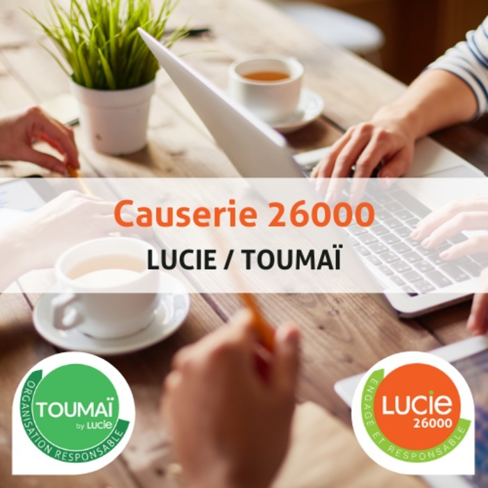 Causerie 26000 - LUCIE/TOUMAÏ