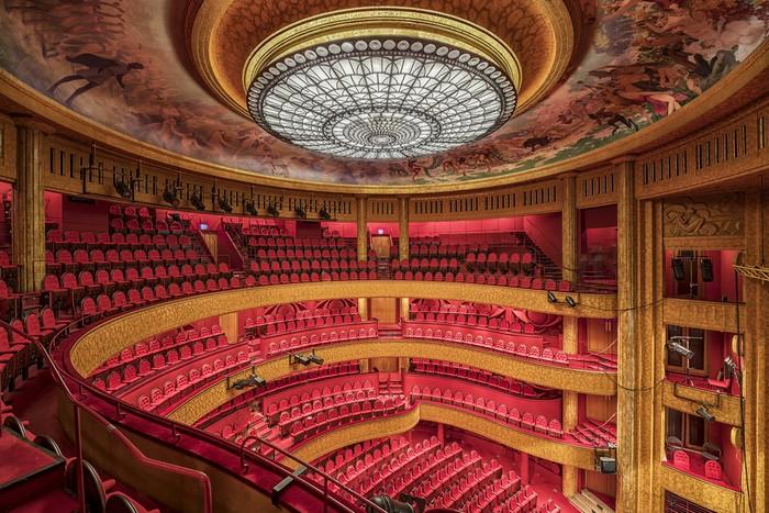 Journées du patrimoine 2019 - Visite guidée de l'Opéra et de ses coulisses