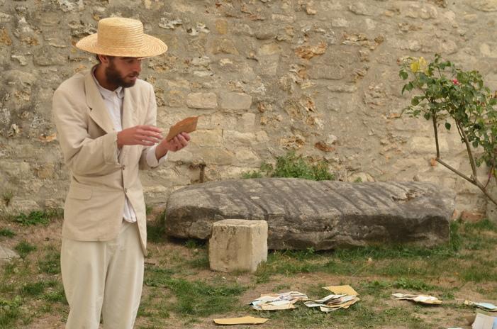 Journées du patrimoine 2020 - Pièce de théâtre autour de la correspondance entre Théo et Vincent van Gogh