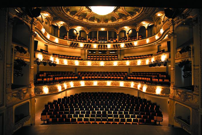 Journées du patrimoine 2019 - Ouverture du Grand Théâtre de l'Opéra de Dijon samedi 21 septembre