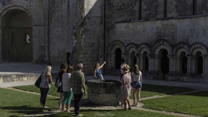 Journées du patrimoine 2020 - Découverte d'une des abbayes les plus énigmatiques de la Saintonge