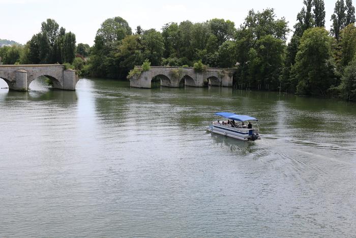 Journées du patrimoine 2020 - ANNULÉ - Croisière en bateau