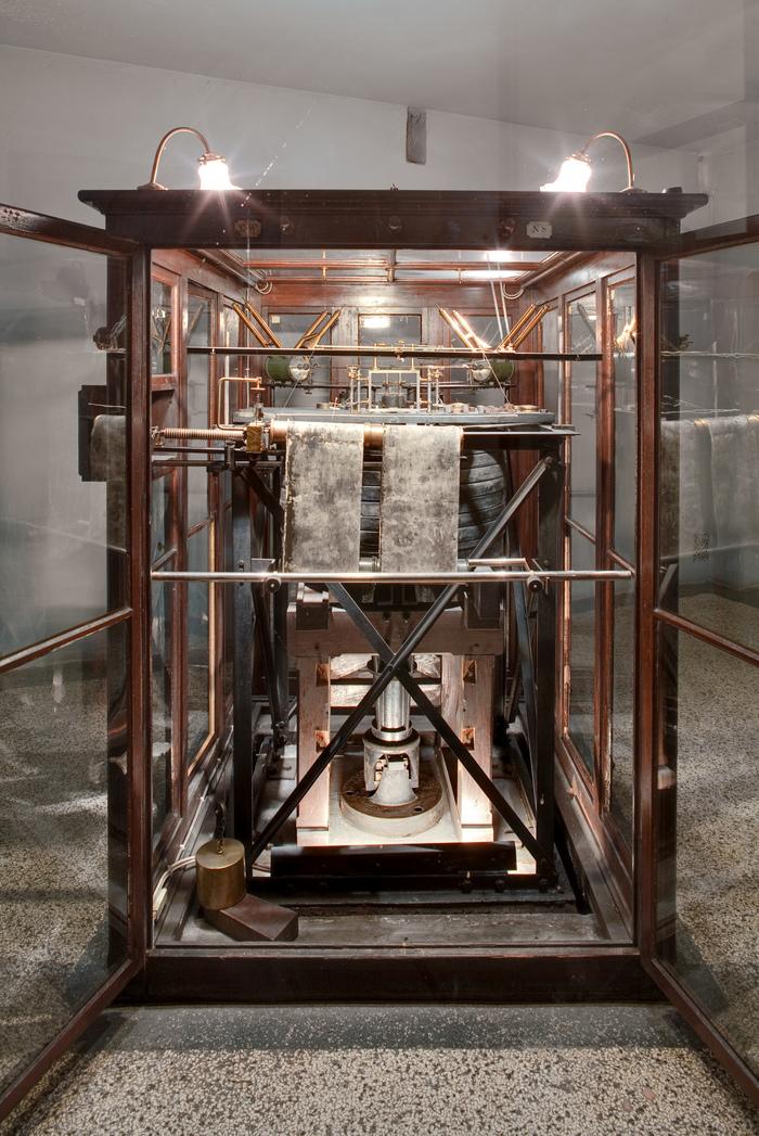 Journées du patrimoine 2020 - Visite du musée de sismologie
