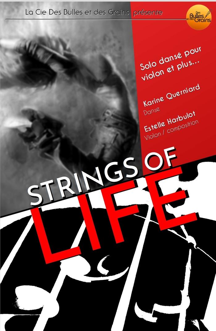 Journées du patrimoine 2020 - Strings of life