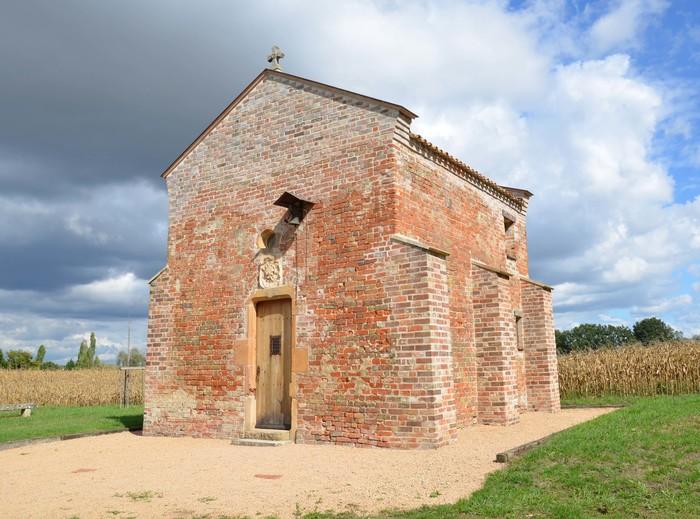 Journées du patrimoine 2020 - Visite de la chapelle d'Aigrefeuille