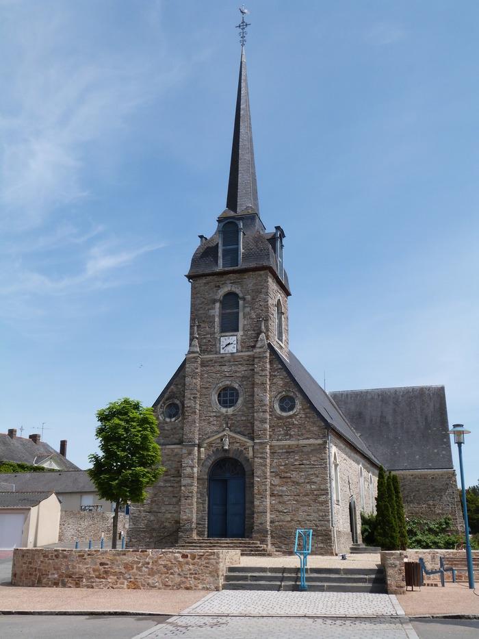 Journées du patrimoine 2020 - Église Notre-Dame-de-l'Assomption
