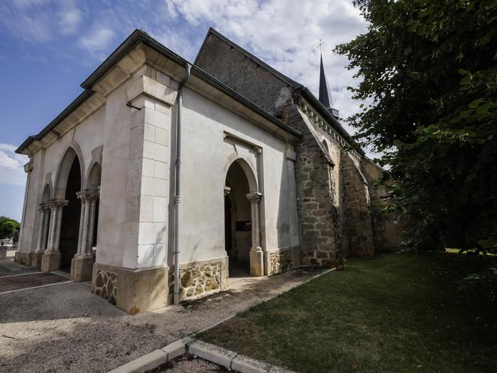Journées du patrimoine 2019 - Visite guidée de l'Église de Looze