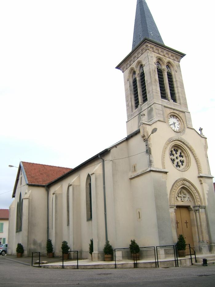Journées du patrimoine 2019 - Visite de l'église Saint Laurent