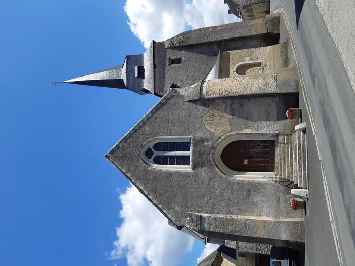 Journées du patrimoine 2020 - Eglise Saint-Martin de Tours