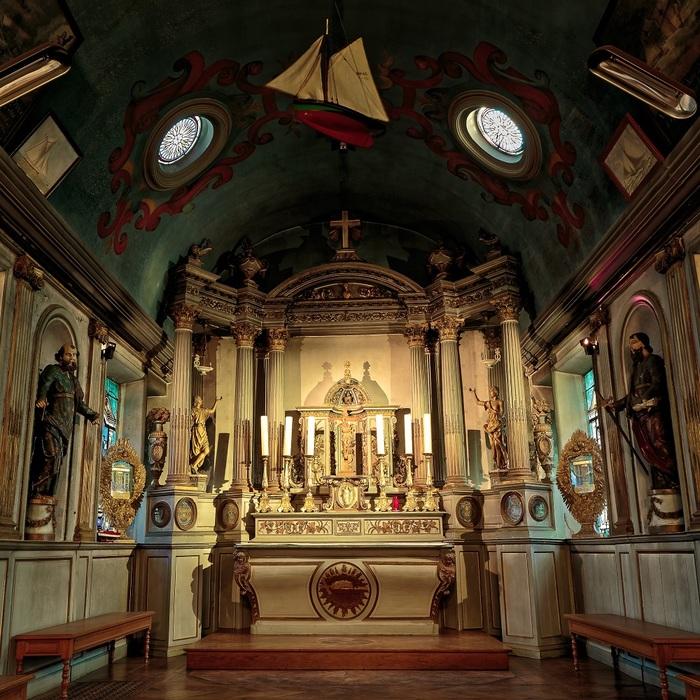 Journées du patrimoine 2020 - Visite libre de la chapelle Notre-Dame de Grâce