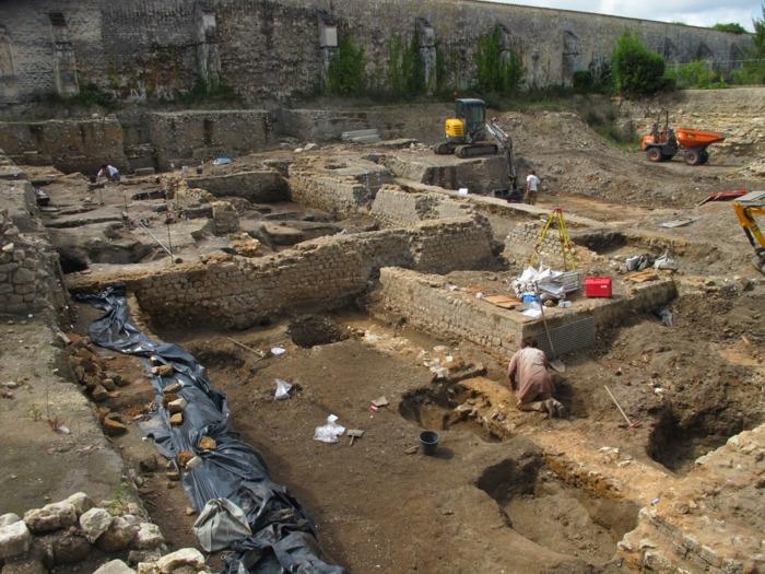 Journées du patrimoine 2020 - Conférence « Les fouilles archéologiques de La Providence : résultats inédits »