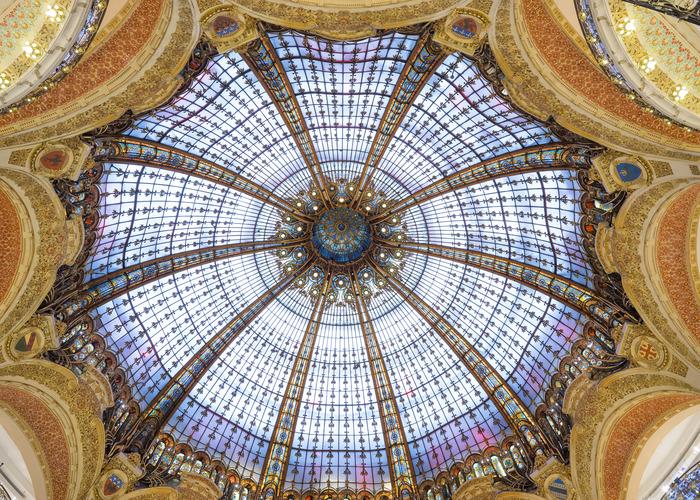 Journées du patrimoine 2020 - À la découverte des Galeries Lafayette du boulevard Haussmann