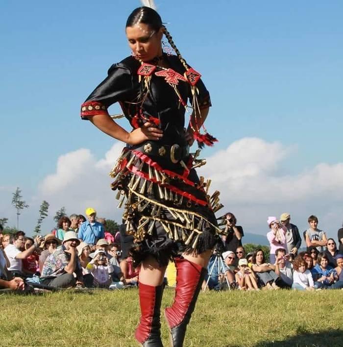 Journées du patrimoine 2019 - Centre culturel canadien : danse traditionnelle autochtone
