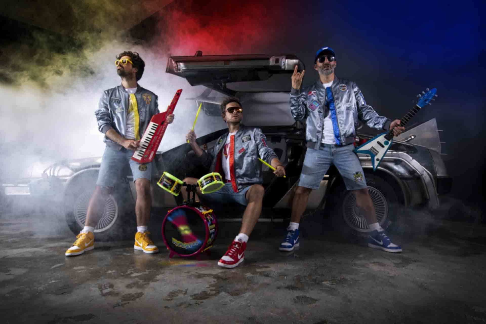 The Wackids « Back to The 90's » (Reporté)