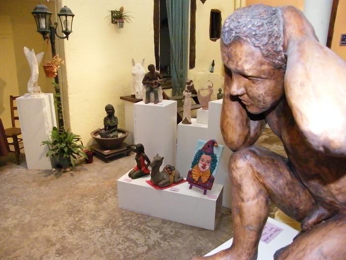 Journées du patrimoine 2019 - Visite de l'atelier « La Cour des Créations »