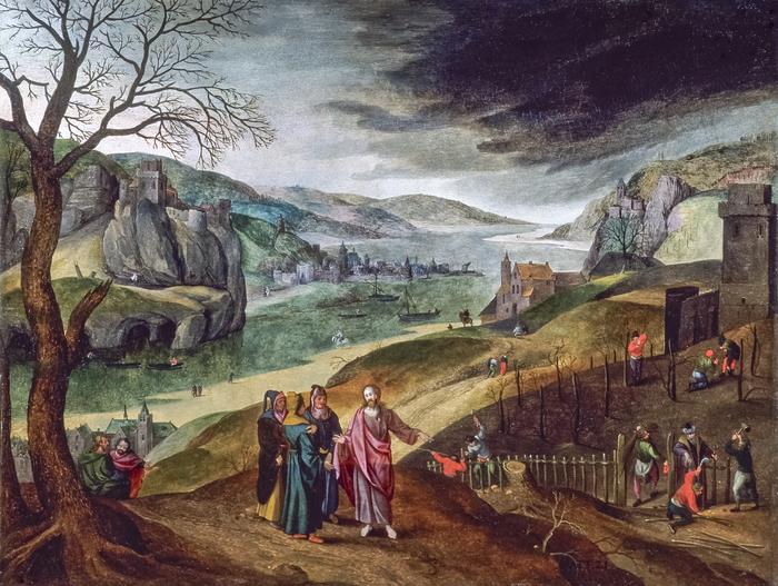 Journées du patrimoine 2020 - Visite libre de la collection des 12 tableaux flamands