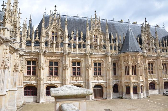 Journées du patrimoine 2020 - Visite libre du Palais de Justice