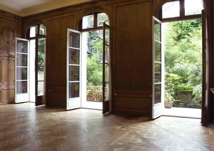 Journées du patrimoine 2019 - Visite des appartements de l'hôtel d'Heidelbach