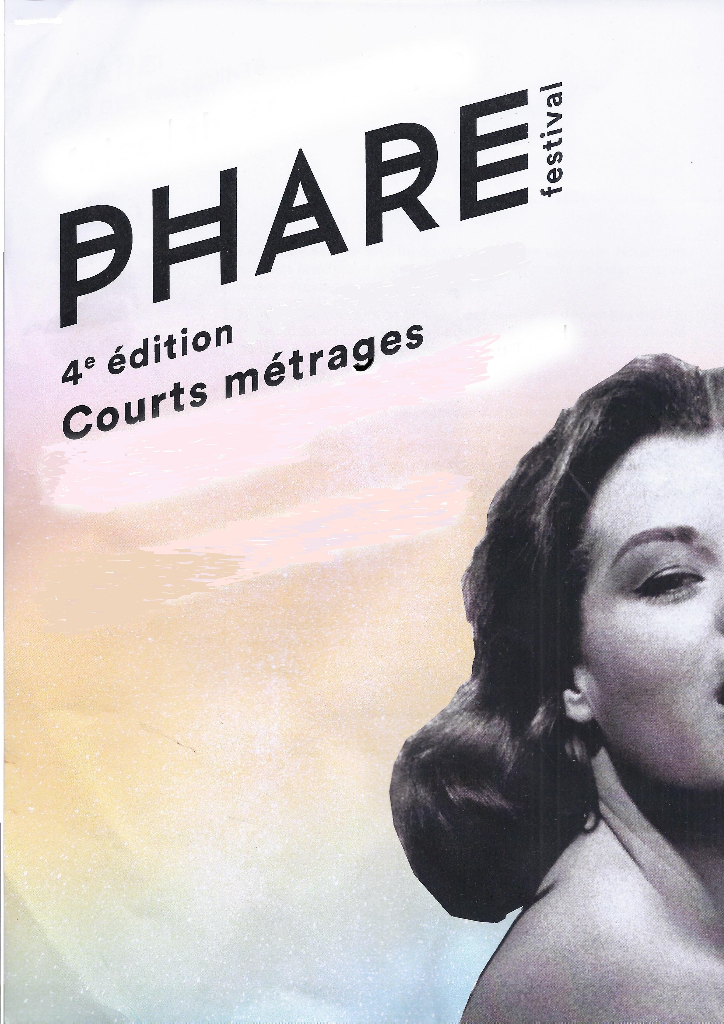 Une sélection de courts métrages présentés lors du festival Phare