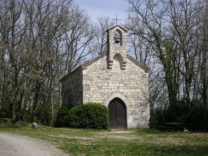 Journées du patrimoine 2019 - Visite libre de trois églises de la commune de Lendou-en-Quercy