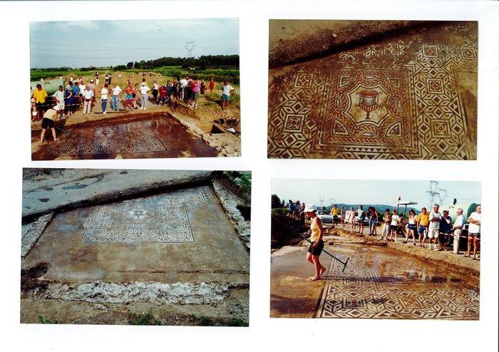 Journées du patrimoine 2019 - Conférence sur les recherches archéologique dans la vallée de la Tave