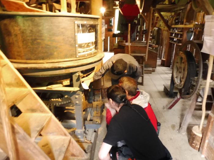 Journées du patrimoine 2020 - Visite guidée du moulin de La Cayère