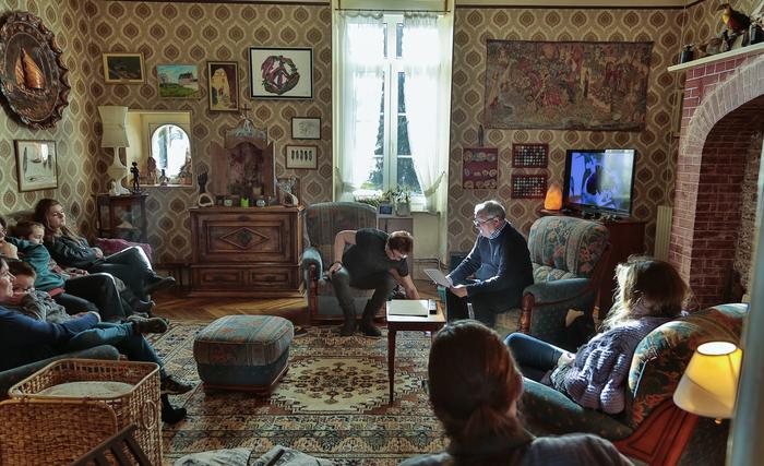 Journées du patrimoine 2020 - Contes picards au château de Charmes