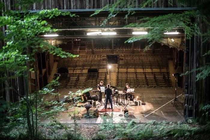 Journées du patrimoine 2020 - Lecture musicale au coeur du jardin du Musée Charles Friry