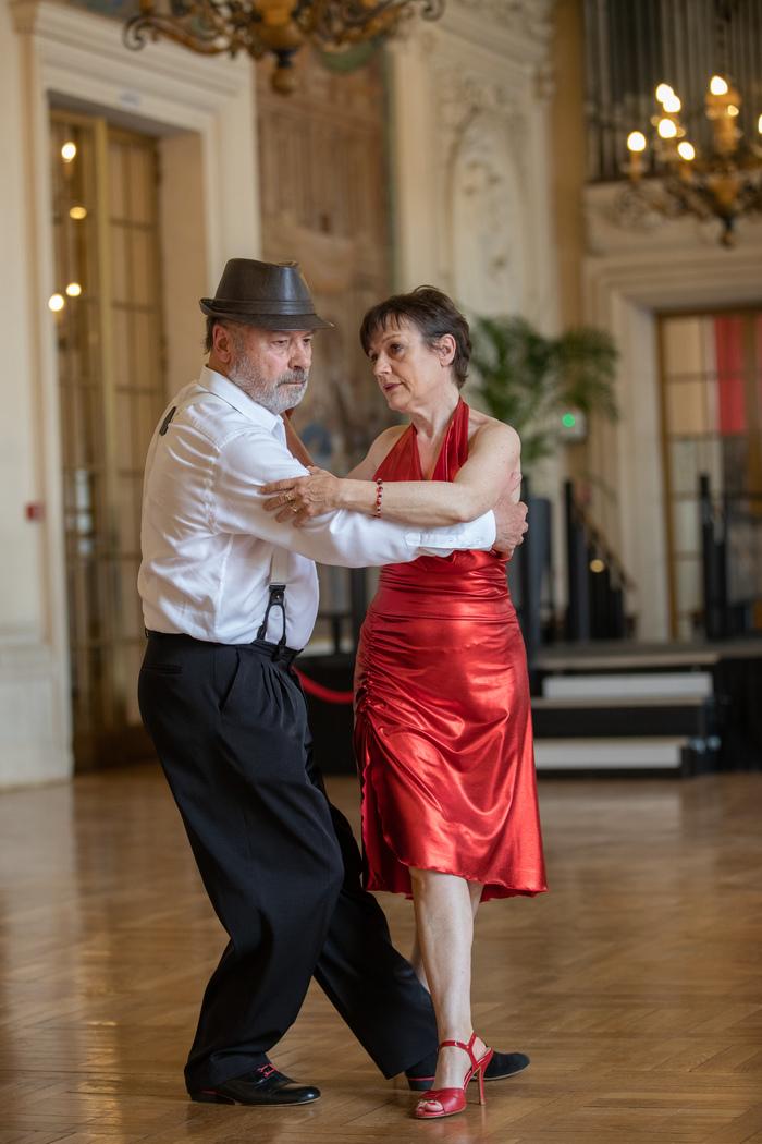 Journées du patrimoine 2020 - Initiation au tango argentin
