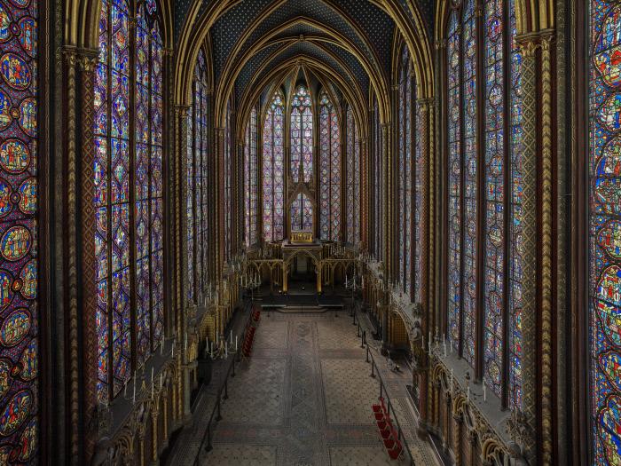 Journées du patrimoine 2020 - Visite libre de la Sainte-Chapelle