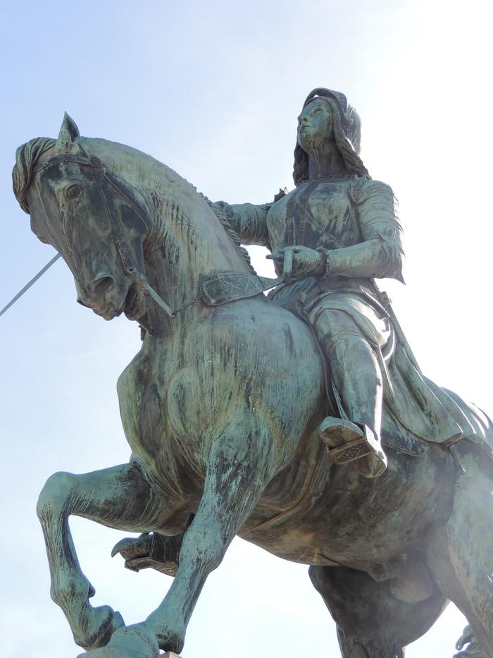 Journées du patrimoine 2020 - Les Fêtes de Jeanne d'Arc au XIXe siècle