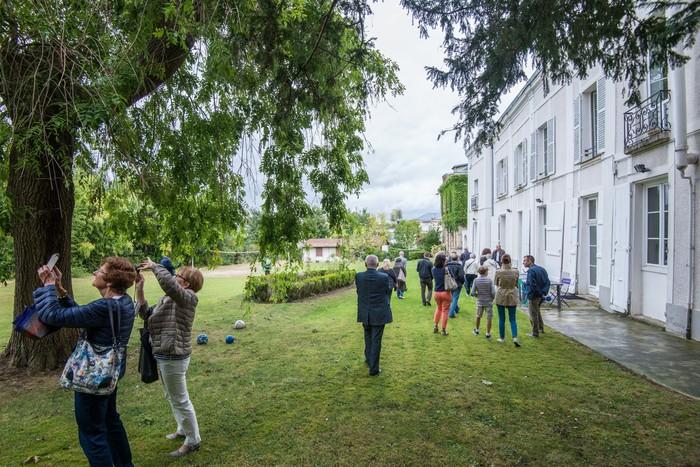 Journées du patrimoine 2019 - Visite guidée du Pavillon Louvois