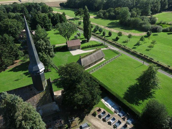 Journées du patrimoine 2020 - Visite libre de l'église du Troncq