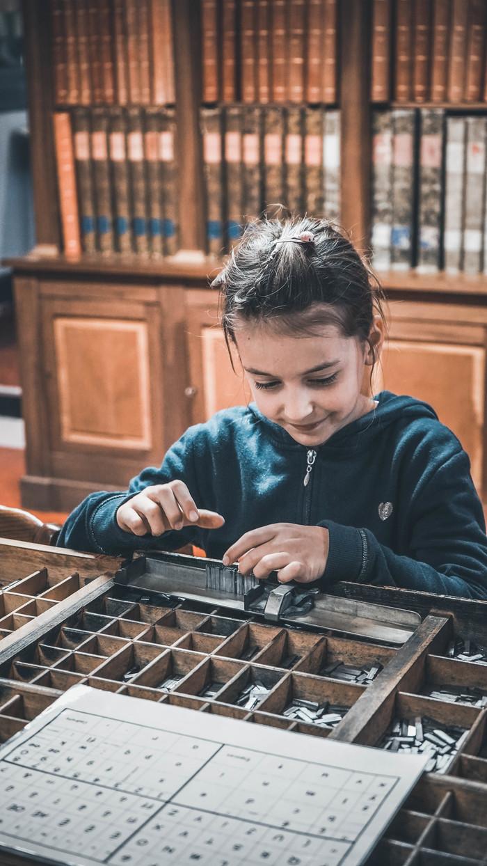 Journées du patrimoine 2020 - À la découverte des secrets des imprimeurs