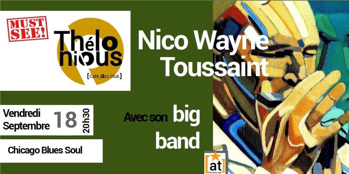 Nico Wayne Toussaint Big Band