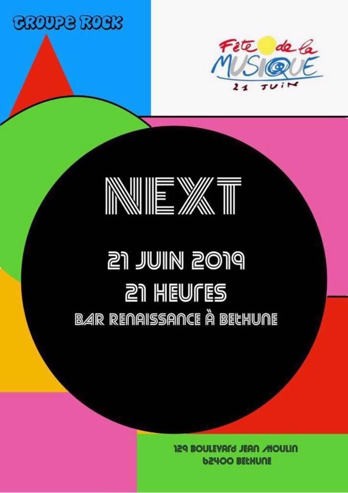 Fête de la musique 2019 - Next