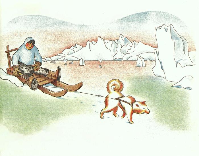 Journées du patrimoine 2020 - Apoutsiak, le petit flocon de neige
