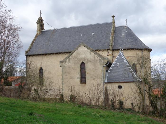 Journées du patrimoine 2019 - Visite commentée de la chapelle du Sacré-Coeur