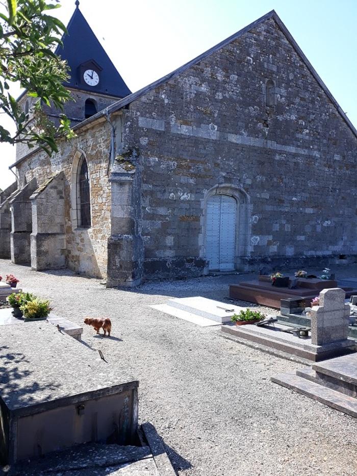 Journées du patrimoine 2019 - Visite libre de l'Eglise Saint Rémy