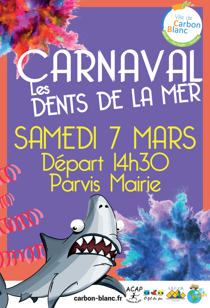 Carnaval - Les dents de la mer