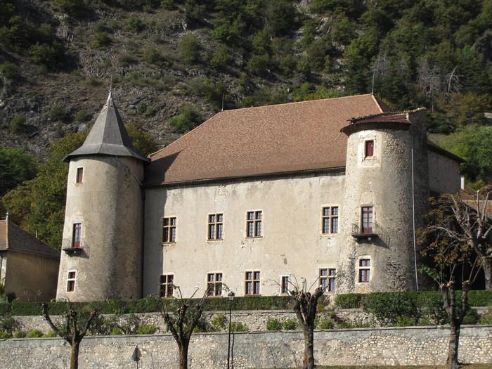 Journées du patrimoine 2019 - Visite du château de Montmaur - Domaine départemental des Hautes-Alpes