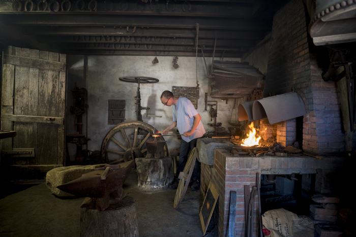 Journées du patrimoine 2019 - Démonstrations d'artisans