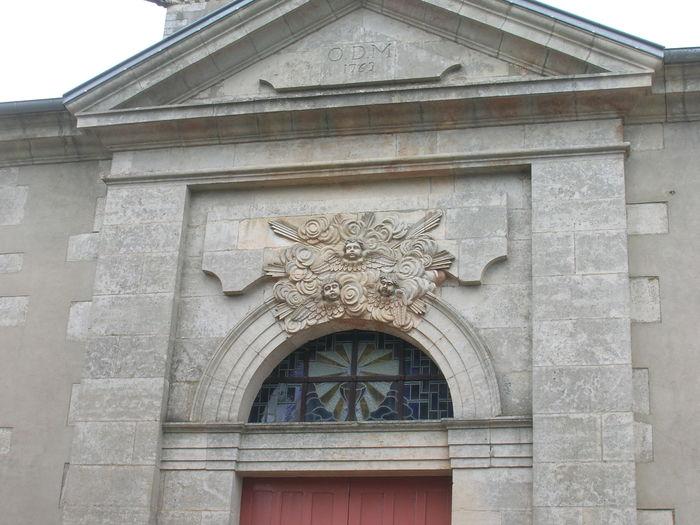 Journées du patrimoine 2019 - Visite commentée de l'Église Saint-Pierre-ès-Liens de Stigny