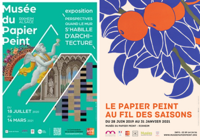 Journées du patrimoine 2020 - Journée du Patrimoine Visites guidées au Musée du Papier Peint