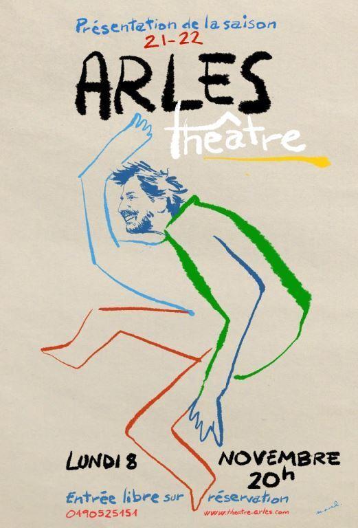 Le Théâtre d'Arles lance sa saison !
