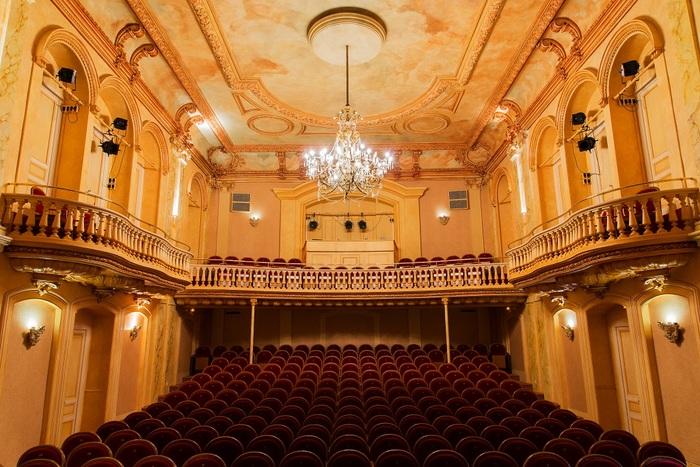 Journées du patrimoine 2019 - Visite du théâtre municipal de Mayenne