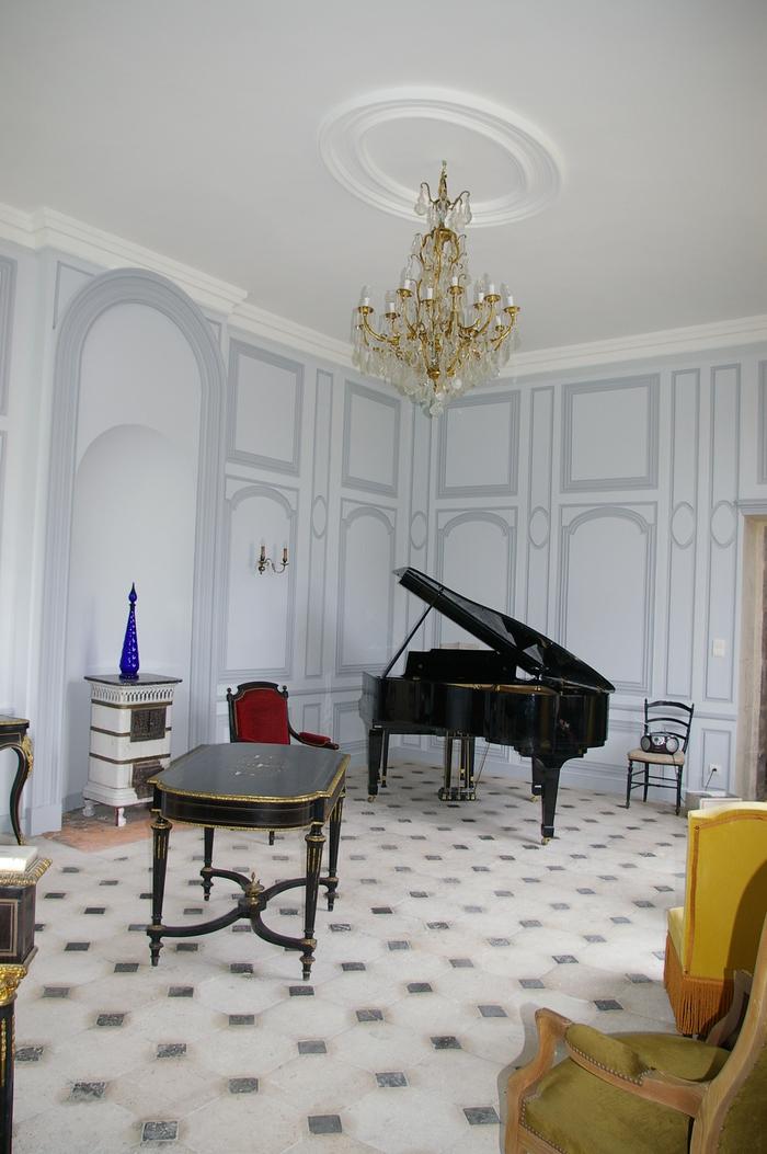 Journées du patrimoine 2019 - Visite guidée du château de Sandaucourt
